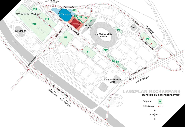 Venue - Stuttgart2019